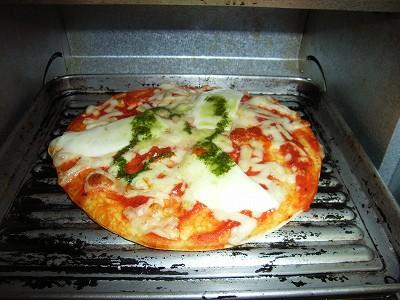 QVCジェーシーコムサのピザマルゲリータ