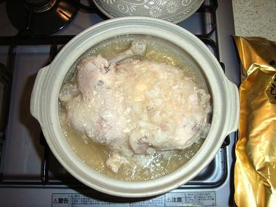 QVCの韓国宮廷料理 参鶏湯
