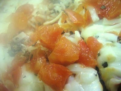 トロナのマルゲリータ冷凍ピザ